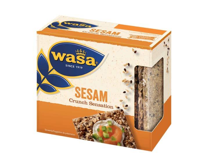 Wasa Crunch Sensation Sesam 220g