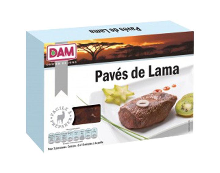 Pavés de Lama