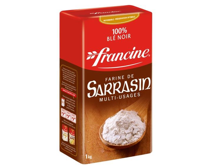 Farine de Sarrasin multi-usages 1kg