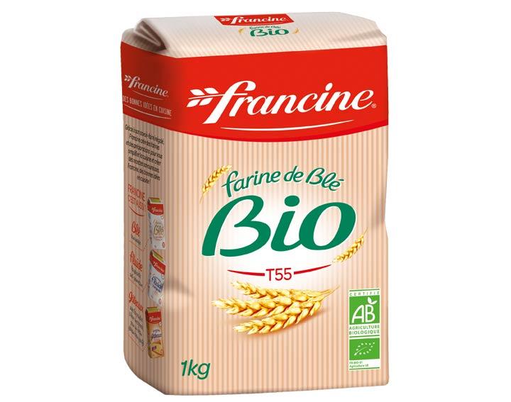 Farine de Blé Bio 1kg