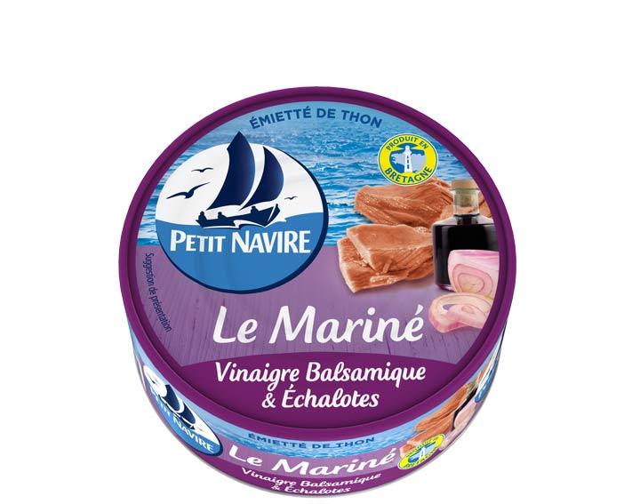 Le Mariné Vinaigre balsamique & Echalotes