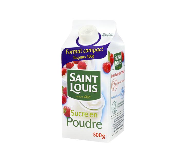 Pack de Sucre en Poudre 500g