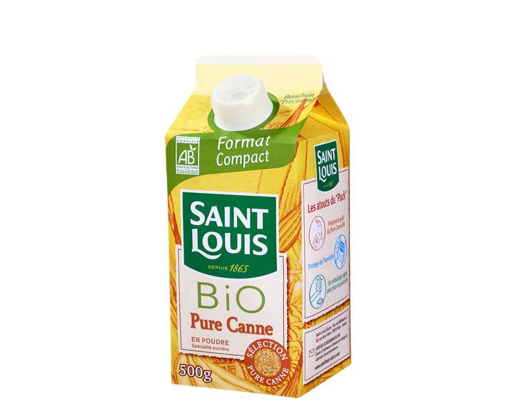 Pack Pure Canne Bio 500g