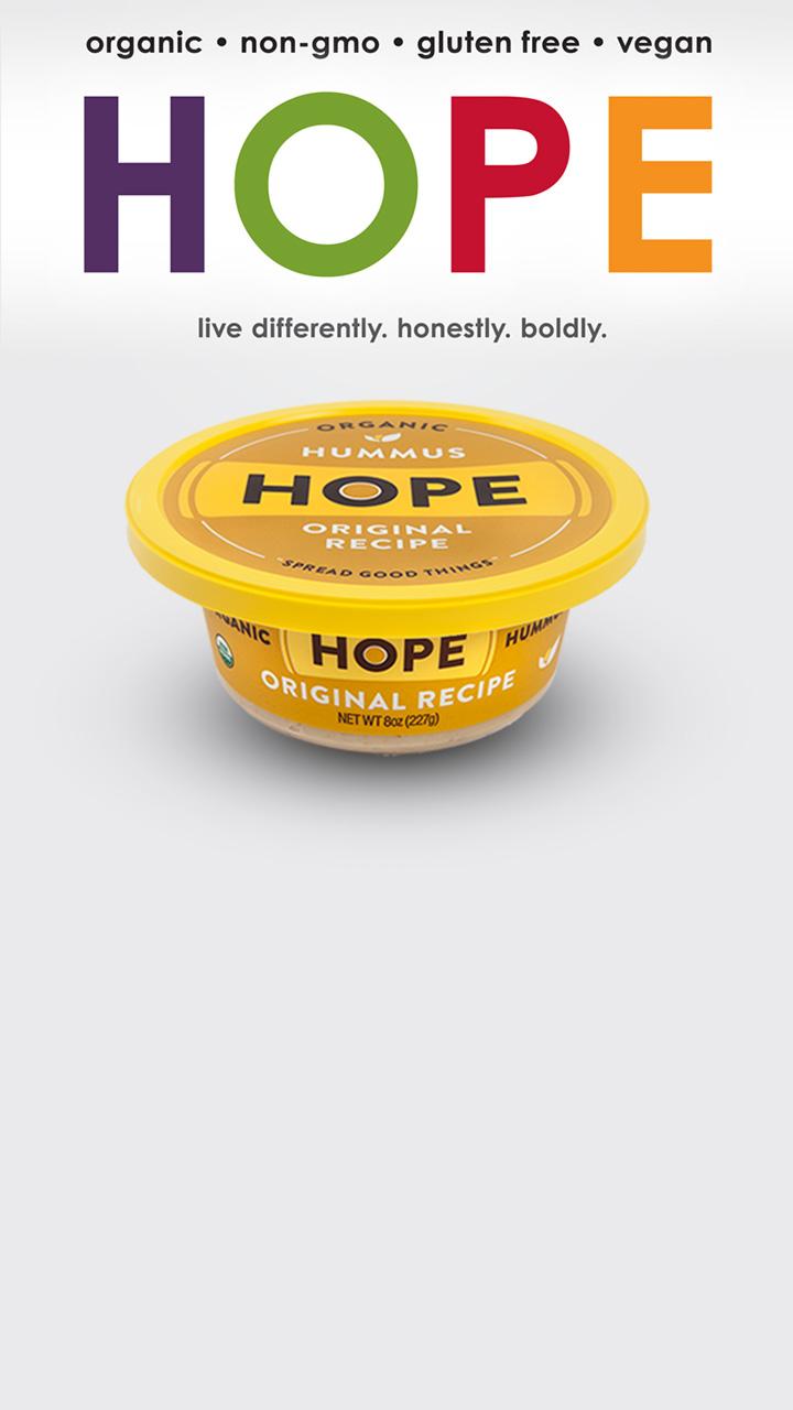 Expired Hummus