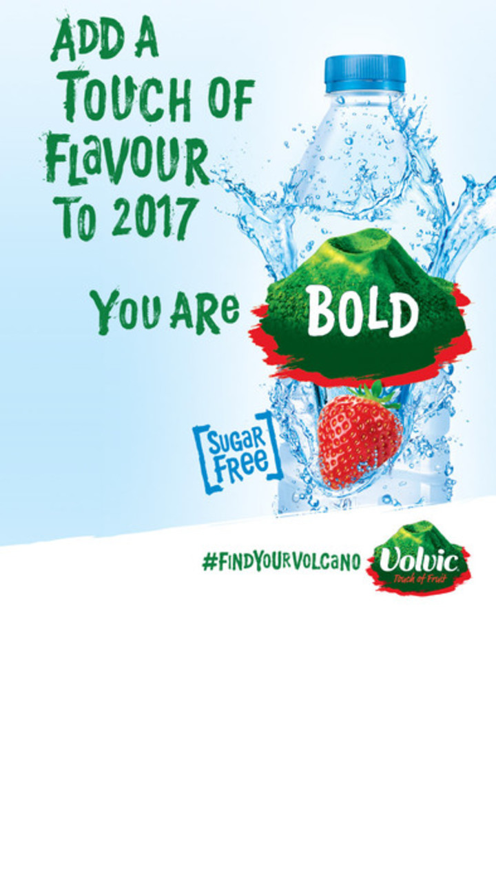 Volvic® Touch of Fruit Sugar Free