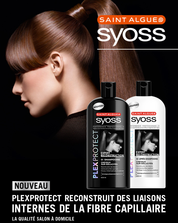 Shampoings et Soins SYOSS