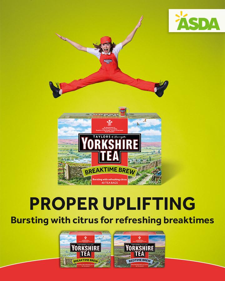 Yorkshire Tea Speciality Brews
