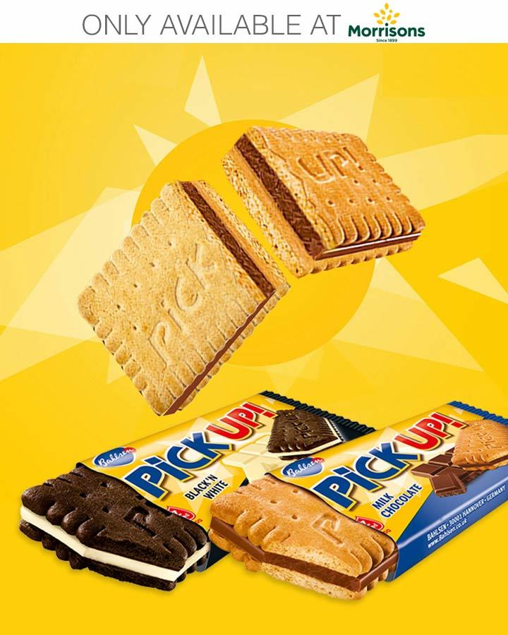 Bahlsen PiCK UP! Biscuit Bars